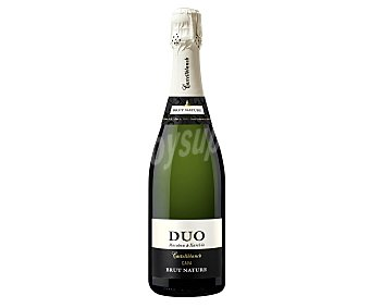 Castellblanch Cava brut nature duo Botella 75 cl