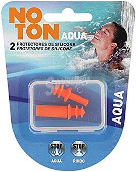 Noton Tapón oido silicona Pack 1