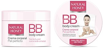 Natural Honey Crema corporal BB piel perfecta 250 ml