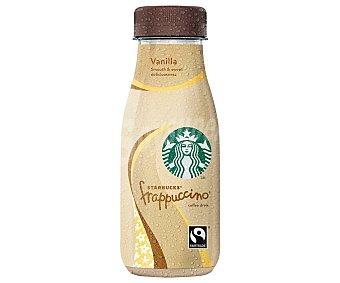 Starbucks Bebida de café frappuccino de vainilla Botella 250 ml