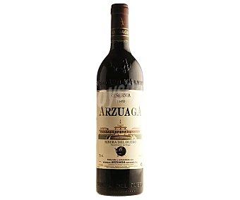 Arzuaga Vino tinto reserva con denominación de origen Ribera del Duero Botella de 75 cl