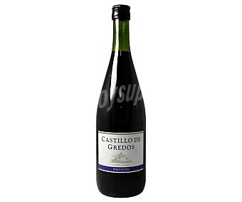 Castillo de Gredos Vino tinto de mesa Botella de 1 l