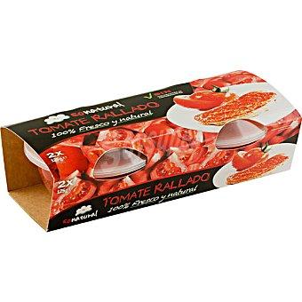 SONATURAL Tomate triturado para untar Pack 2 envases 125 ml