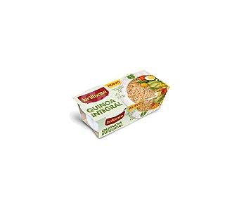 Brillante Quinoa integral Pack 2x125 grs