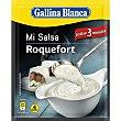 Salsa de roquefort 23 gramos Gallina Blanca