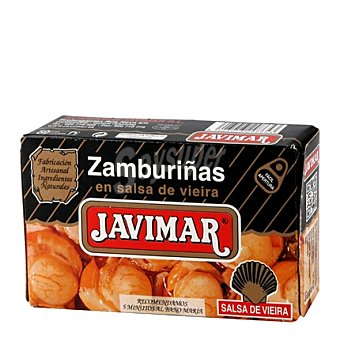 Javimar Zamburriñas salsa 70 g