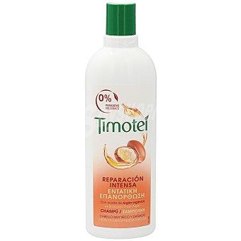 Timotei Champú reparación intensa con extracto de Rosa de Jericó 0% parabenos Frasco 400 ml