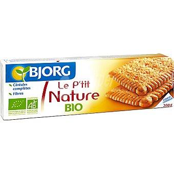 Bjorg Galletas naturales de cereales Envase 200 g