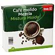 Café molido mezcla natural Pack 2 x 250 g DIA