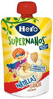 Hero Supernanos natillas clásicas bolsita 100 g