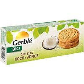 Gerblé Galleta de arroz-coco BIO Caja 130 g