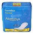 Compresas incontinencia normal Absodys 24 ud Carrefour
