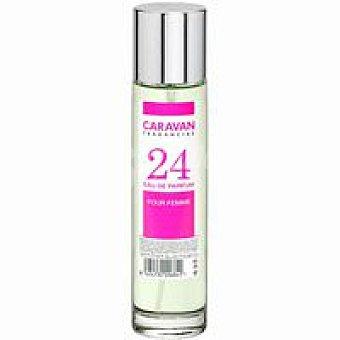 N.24 basada en Be Delicius CARAVAN Fragancia 150 ml