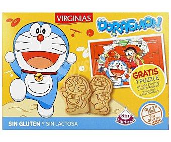 Virginias Galletas Doraemon sin gluten 120 g