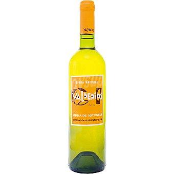 VALDEDIOS Sidra natural de Asturias filtrada Botella 75 cl