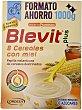 Plus papilla instantánea de 8 cereales con miel desde los 5 meses formato ahorro contenido reducido de azúcares Caja 1000 g Blevit