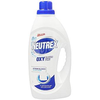 Neutrex Quitamanchas en gel blanco puro Botella 1,6 l