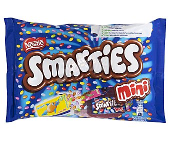 SMARTIES Grageas de colores con chocolate 216 gramos