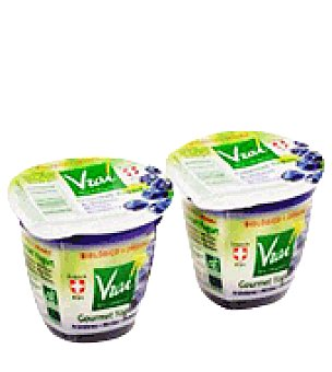Vrai Yogur arandanos pack de 2x125 g