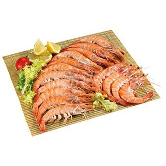 Langostino cocido extra Bandeja 300 gr
