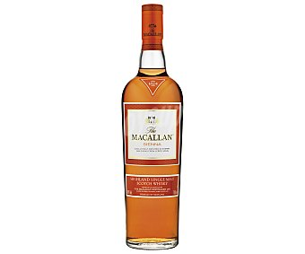 The Macallan Whisky escocés de malta 15 años Sienna Botella 70 cl