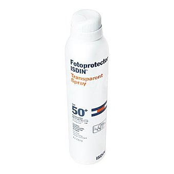 Isdin Fotoprotector transparente spray FP 50+ 200 ml