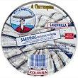 Sardinilla en aceite de oliva A Churrusquiña Lata 270 g ROMA