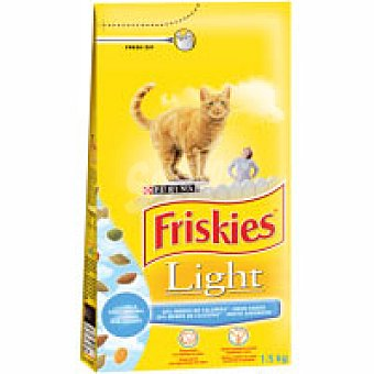 Purina Friskies Alimento light 1,5 kg