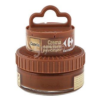 Carrefour Crema autobrillante c/aplicador canela 50 ml