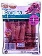 Sardinas anchoadas en aceite de girasol  Paquete de 60 g Peso escurrido  Hacendado
