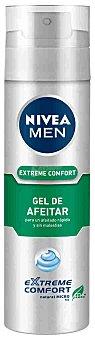 Nivea Nivea Gel de Afeitar Extreme Comfort Anti-Irritación 200 ml