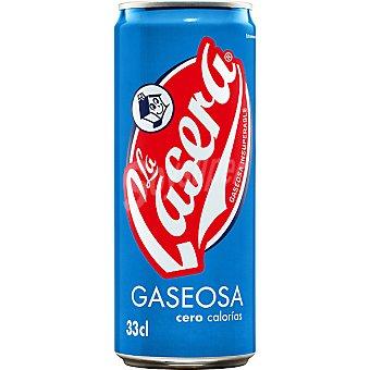 La Casera Gaseosa Lata 33 cl