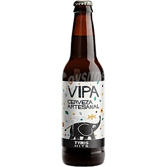 VIPA Cerveza rubia artesanal de Valencia botella 33 cl 33 cl