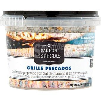 Fossil River Sal y especias para condimentar pescado cocinado a la Grillé o barbacoa tarrina 60 g tarrina 60 g