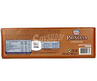 Nestlé Tarta helada de chocolate Princesa de 850 mililitros