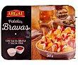 Patatas bravas con 2 salsas (salsa brava y salsa fina) 240 g Argal