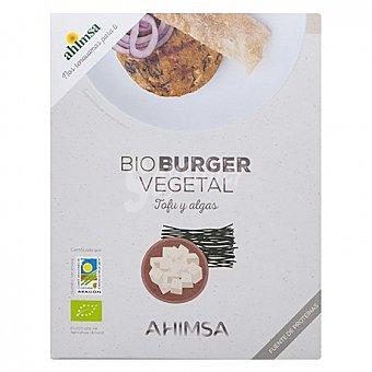Ahimsa Hamburguesa de tofu y algas ecológica 160 G 160 g