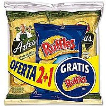 1/4box Lote artesana+ruff Grat