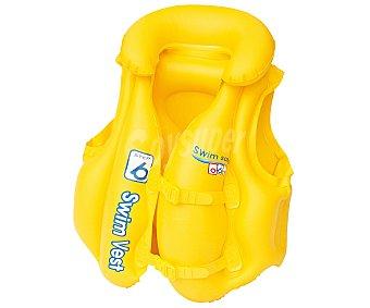 BESTWAY Chaleco hinchable de seguridad de 51x46 cm y recomendado para niños de 3 a 6 años 1 unidad