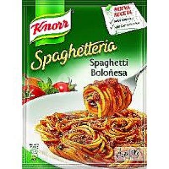 Knorr Spaghettis a la boloñesa Sobre 172 g