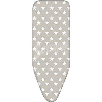 Unit Nordic funda para tabla de planchar Estrellas 125x46 cm