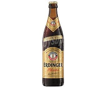 Erdinger Cerveza de trigo Botella de 50 centilitros