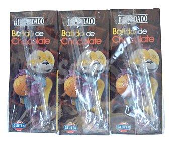 Hacendado Batido chocolate 6 x 200 cc