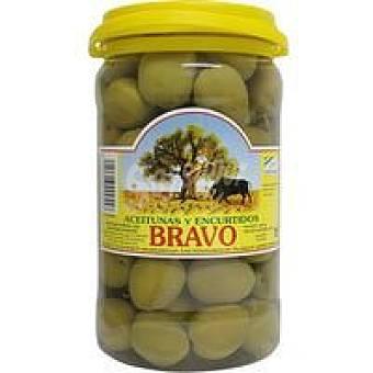 Bravo Aceitunas gordal lisa Frasco 900 g