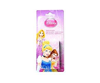 Disney Baraja de Cartas Infantil Princesas, de 2 a 6 Jugadores 1 unidad