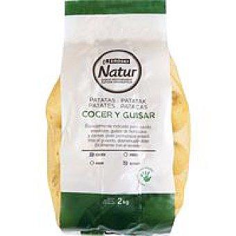 Eroski Natur Patata nueva para guisar Malla 2 kg