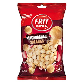 Frit Ravich Macadamias saladas 100 g