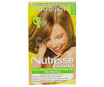 Nutrisse Garnier Tinte Rubio Ambar Nº 7 1u