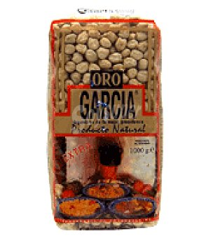 García Oro Garbanzo 1 kg