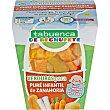 De Rechupete verduras preparadas para puré infantil de zanahoria Tarrina 400 g Tabuenca